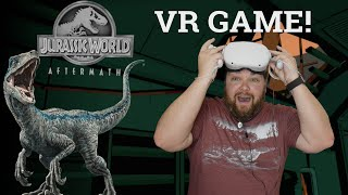 You Won't Believe What Scared Me! -  Jurassic World Aftermath #1