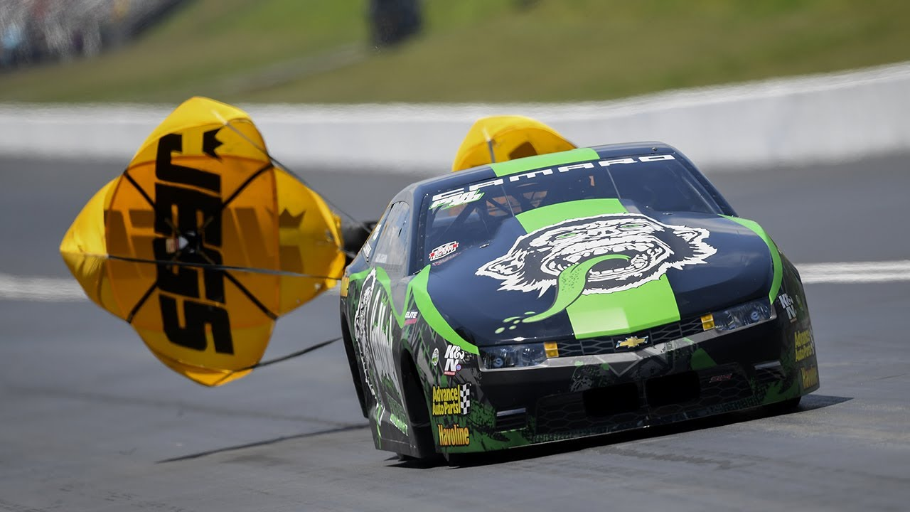 Alex Laughlin Races To His First Win Of The Season