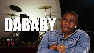 DaBaby on Paying Boosie $15K for a Feature When He First Started Rapping (Part 7)