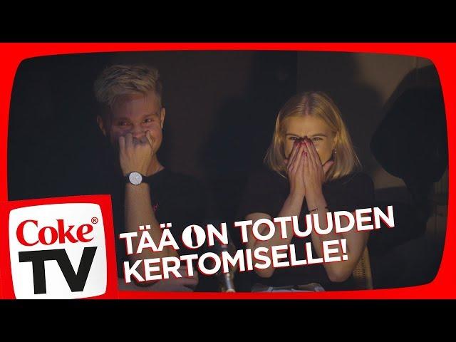 ILONA JA BENJAMIN VALHEENPALJASTUSTESTISSÄ!