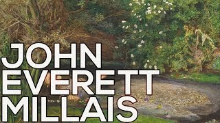 John Everett Millais: A collection of 207 paintings (HD)