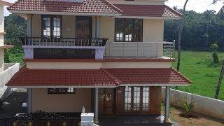 Kakkanad infopark 9 kms-vadavukod 6.05 cent 1690 sqft 3 bhk villa 49 lakhs fixed
