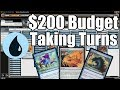 $200 Budget Mono Blue Taking Turns - Competitive Modern League