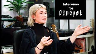 Ôneyra (Interview for Dinspøt 2020)