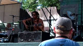 Brother Yusef - Blues Has Got Me Down - Portland Waterfront Blues Festival 2011