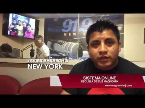 Escuela de DJS NEW YORK ECUADOR ONLINE MAGNOMIX -
