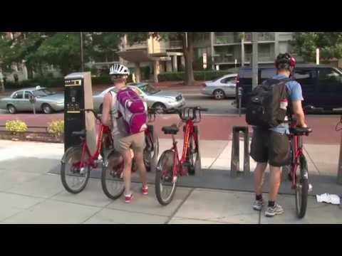 The Phenomenal Success of Capital Bikeshare