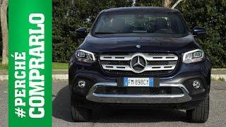 Mercedes-Benz Classe X | Perché comprarlo... e perché no