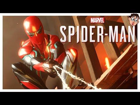 Spider-man PS4 /
