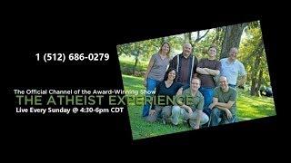 Atheist Experience 22.16 with Matt Dillahunty and Jen Peeples thumbnail