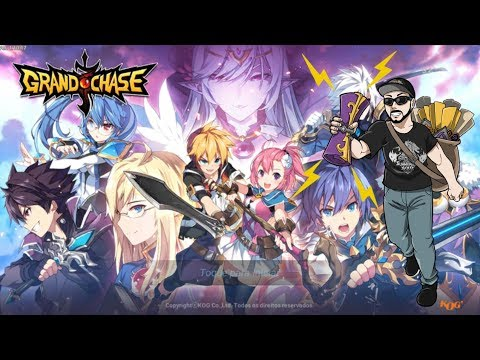 Grand Chase Mobile Live
