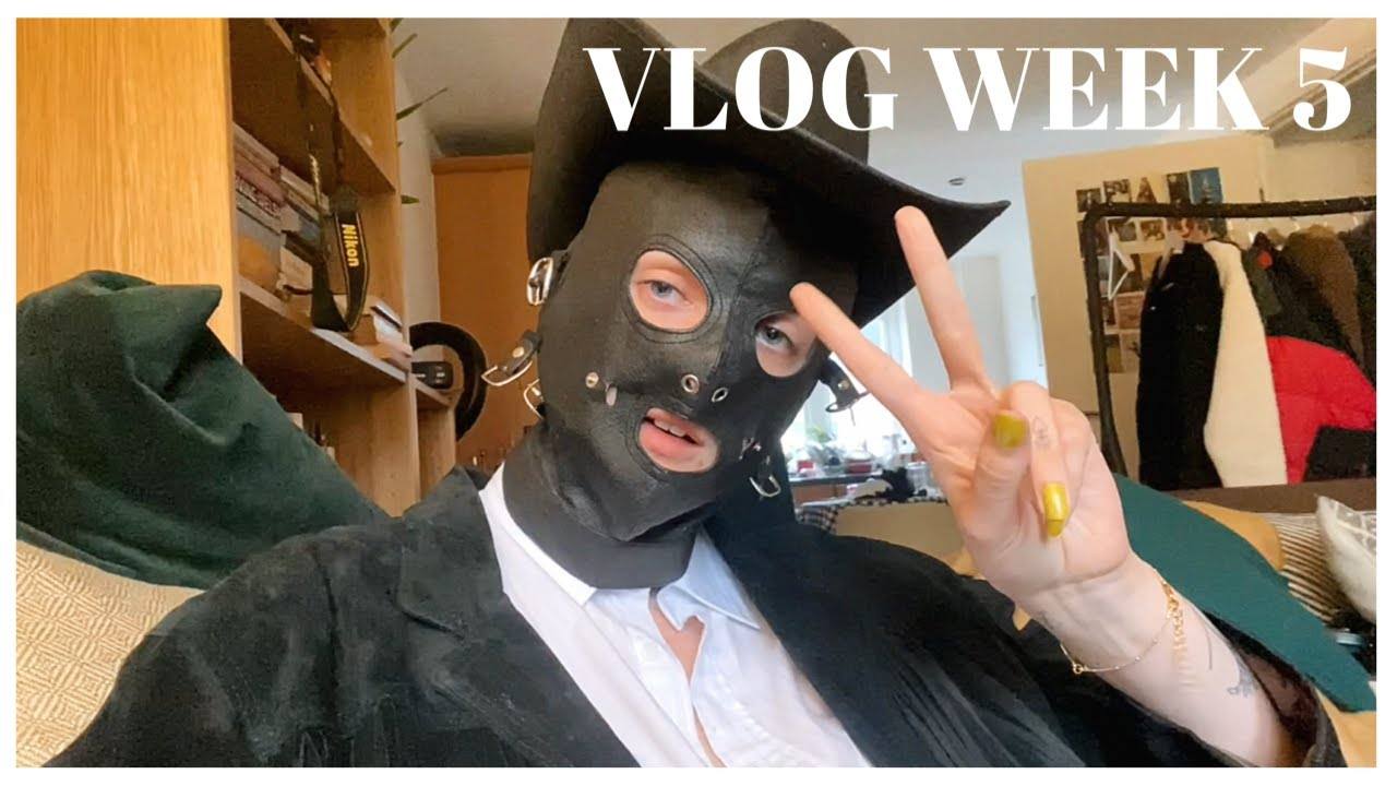 VLOG WEEK 5 | DARK WEATHER AND LOT OF MAKEUP | WUTHERING TIGHTS