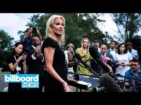 Kellyanne Conway Sings Taylor Swift in Attempt to Defend Trump | Billboard News