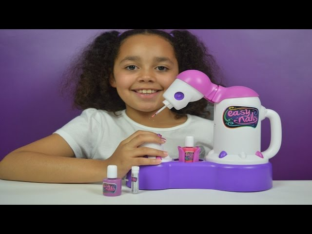 Easy Nails Nail Spa | TOY ULTIMATE Nail STUDIO KIT | Do it Yourself ...