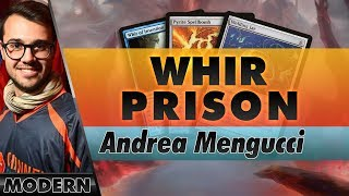Whir Prison - Modern | Channel Mengucci