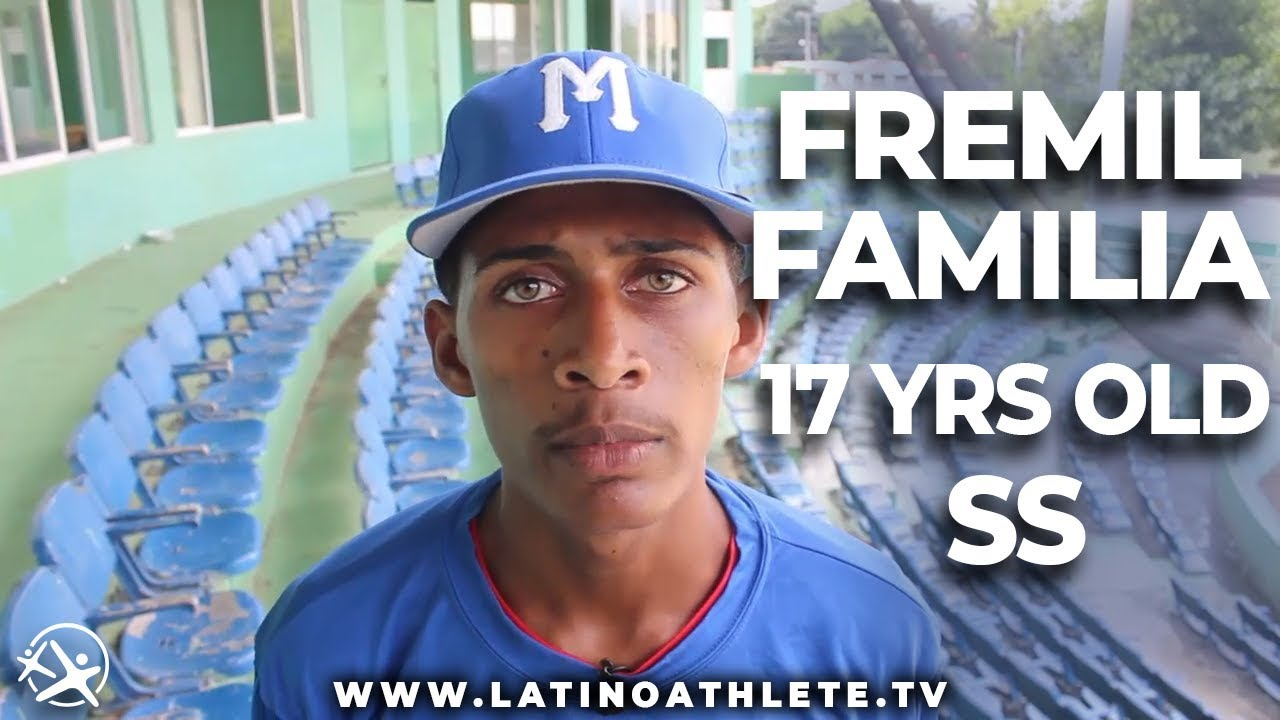Latino Athlete Weekly Spotlight: Fremil Familia