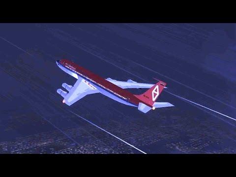 Vuelo 52 de avianca Retraso mortal (FS2004)