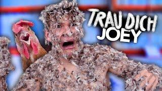 ICH WERDE EIN HUHN - Trau Dich Joey | Joey's Jungle
