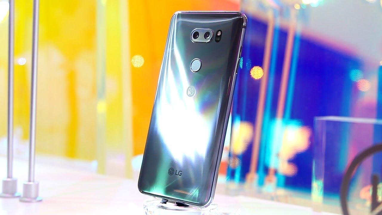 MWC 2018 – LG V30s ThinQ, nowe Alcatele i zdjęcia z S9+ – Mobzilla Flesz odc. 17