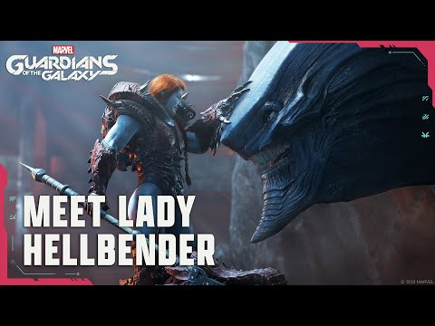 Marvel's Guardians of the Galaxy – Lady Hellbender Cinematic
