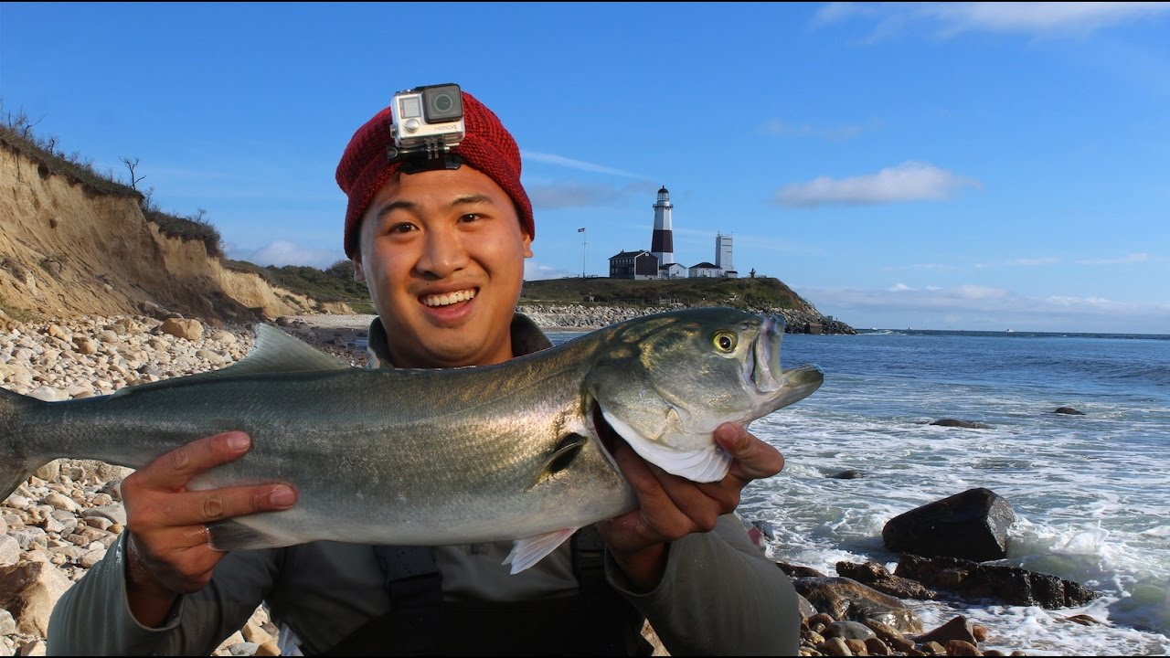 Catching big fish in america s best surf fishing spot for Best fishing in the us