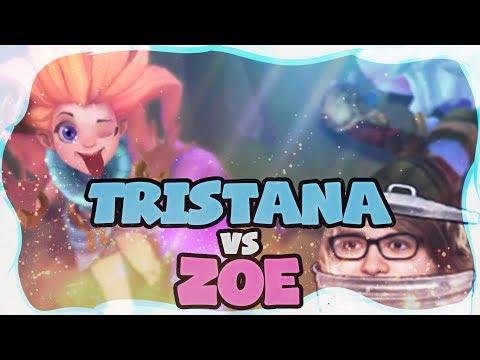 C9 Sneaky | TRISTANA VS. ZOE