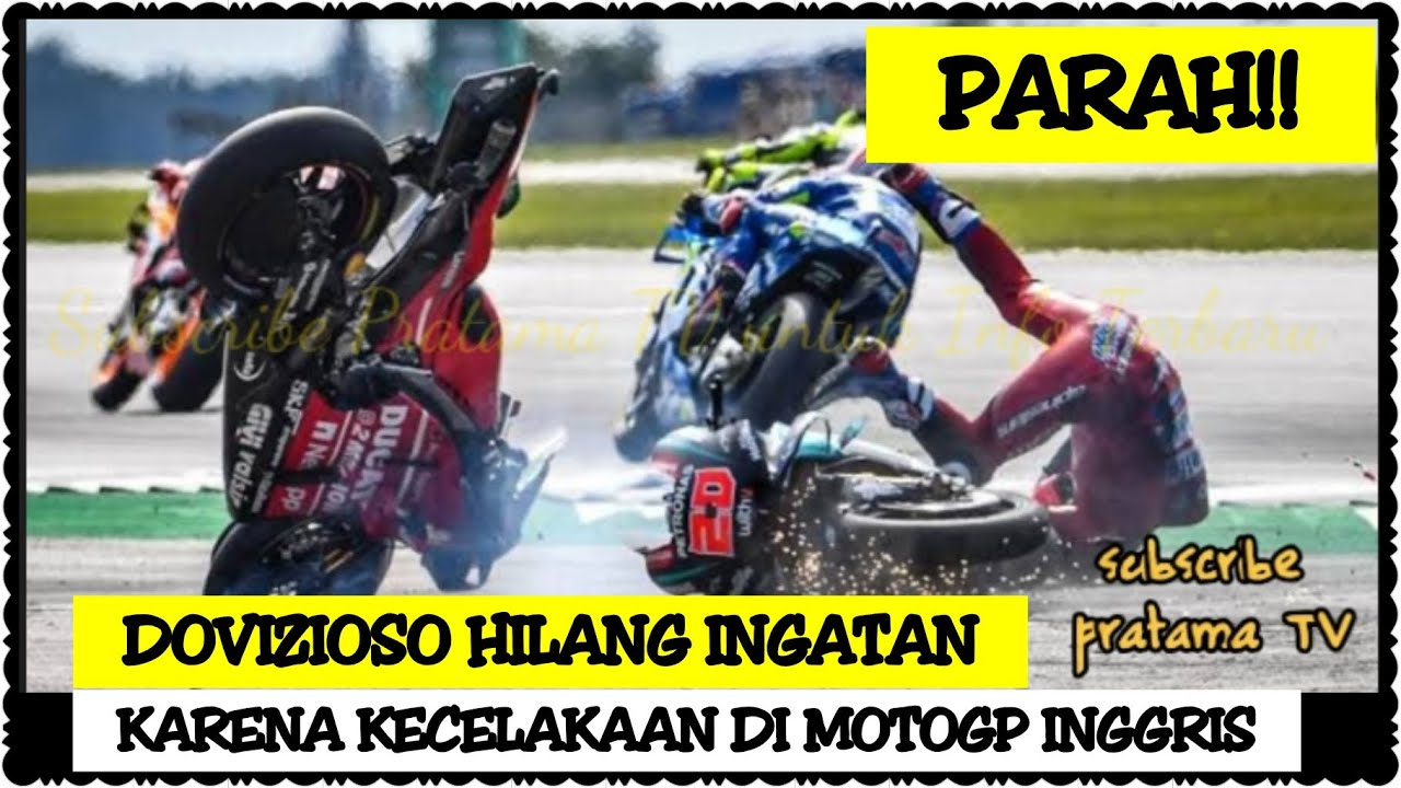 BERITA TERBARU MOTOGP 2019!. DOVIZIOSO HILANG INGATAN ...