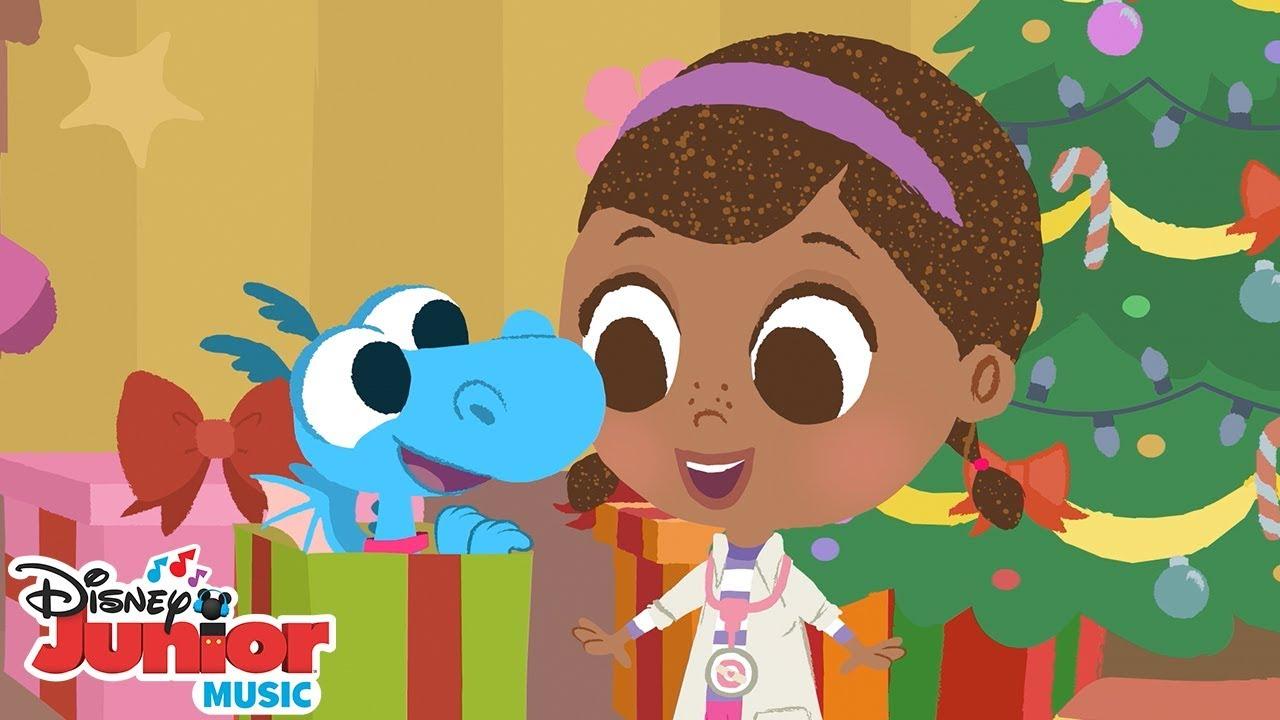 Toyland 🎶 Disney Junior Music Nursery Rhymes Disney