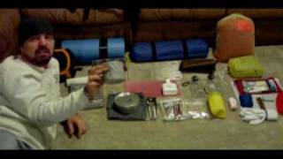 Low cost, lightweight backpacking system - Part 1