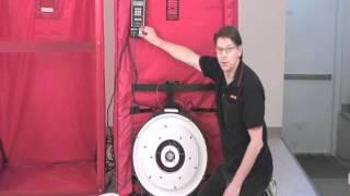 How a Blower Door Works