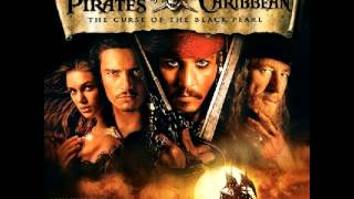 Pirates Of The Caribbean - Moonlight Serenade - To The Pirates