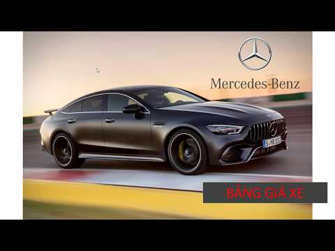 Bảng Giá Xe Mercedes quý 2 2019 Dưới 3 Tỉ