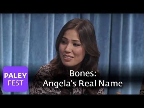 Bones  Hart Hanson on Angela's Real Name