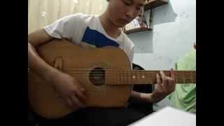 Простая испанская музыка на гитаре