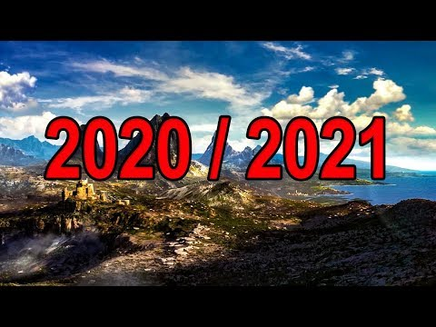 TOP 20 NEW OPEN WORLD Games of 2020 & 2021 | PS4, PC, XBOX ONE (4K 60FPS)