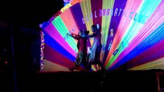 Santali video stage program