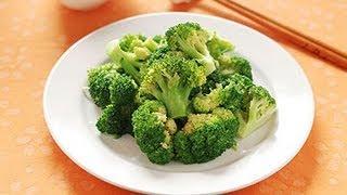 【楊桃美食網】烹調花椰菜翠綠鮮美的秘訣