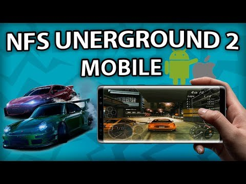 Need For Speed Underground 2 Android & iOS - Mobile Gameplay!