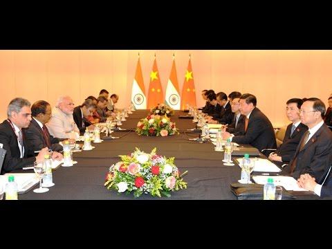 PM Narendra Modi meets Chinese President Xi Jinping in Brazil