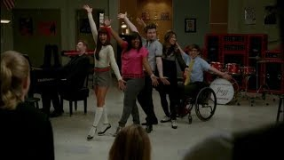Download Glee - Sit Down, You're Rockin' the Boat (Season 3) (Full Performance) MP3 song and Music Video