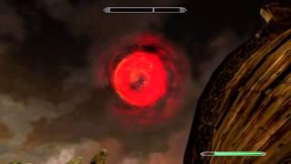 Skyrim Dawnguard DLC - Bye bye sun!