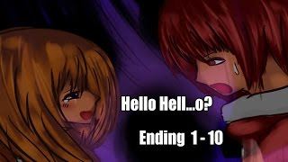 Hello Hell...o? How get Ending 1 - 10 [ITA]