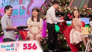 Bạn Muốn Hẹn Hò | Tập 556 FULL: Chàng Trai mang bún đậu mắm tôm để tỏ tình khiến mọi người bối rối
