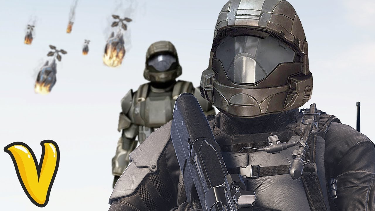 odst cosplay