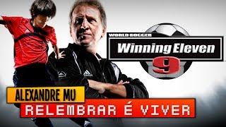 Relembrar é Viver: Winning Eleven 9 - PlayStation 2
