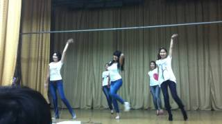 Rania - Dr Feel Good cover (United Secret Girls) Ulan-Ude