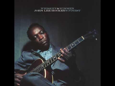 """John Lee Hooker -  """"No Shoes"""""""