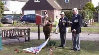 Sutton Wick Air Crash Memorial Blackburn Beverley Xh117