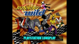 Running Wild | Playstation Longplay