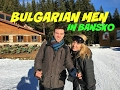 BANSKO   HUNTING BULGARIAN MEN
